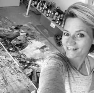 zomer,schilderen,warm,schetsen,atelier,karlien