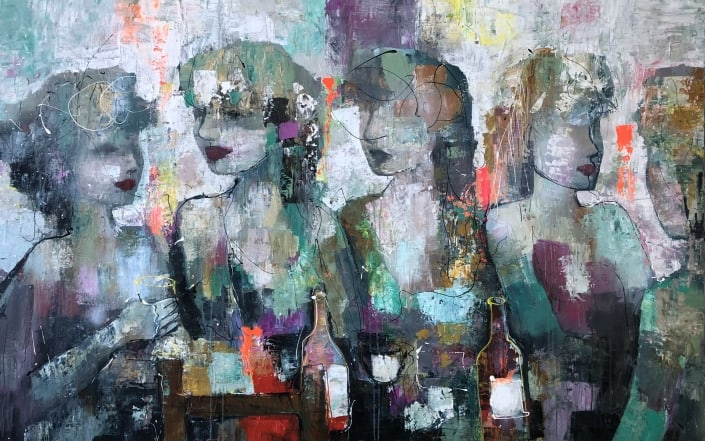 karlien,kunst,contemporary art,art laren,karlien