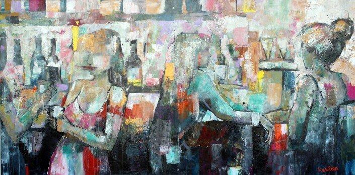 karlien,kunst,contemporary art,art laren,karlien,ny
