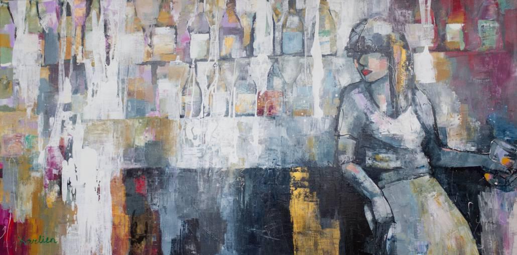 art,karlien,wine,ladies,art laren,art district,amsterdam