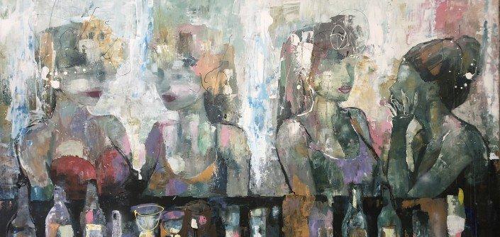 kunst,art,karlien art,art laren,amersfoort art,vrouwen