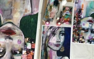 kunst,art,atelierroute,laren,karlien