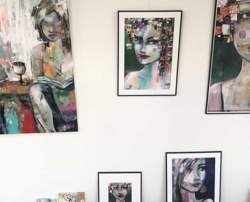 kunst,art,galerie,laren,karlien,artlaren