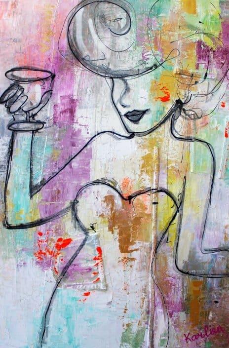 kunst,art,karlien,modern,figuratief,hedendaagse kunst